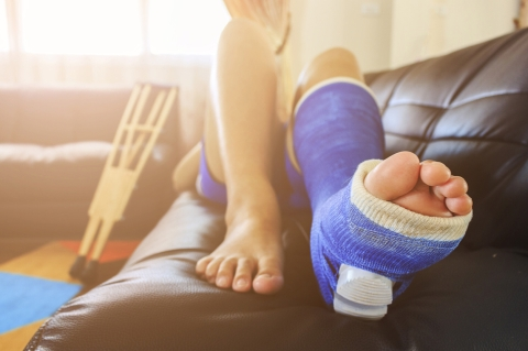 How to Heal Quickly from a Stress Fracture?