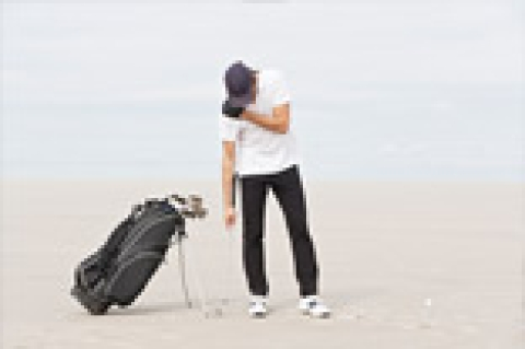 Reasons for Your Shoulder Pain while Golfing