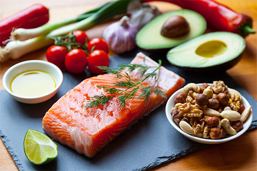 Begin the New Year with some Healthy Habits - How to Eat to Beat Inflammation