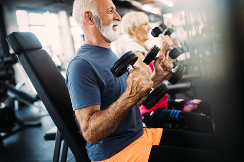Preserve Muscle Mass as You Age
